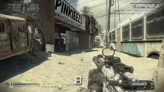 CALL OF DUTY GHOST: JEREMY...GRAN PERRO,MEJOR PERSONA