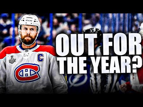 SHEA WEBER EXPOSED TO SEATTLE + OUT FOR THE YEAR? Montreal Canadiens Breaking News & Rumours 2021