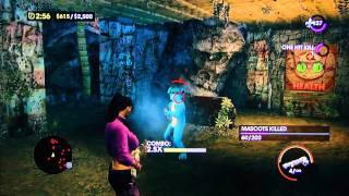 Saints Row the Third DLC: Genkibowl VII pt2