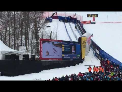 FIS Audi Women's World Cup Slalom 2016
