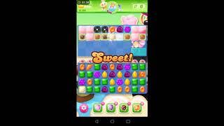 Candy Crush Jelly hard level 964