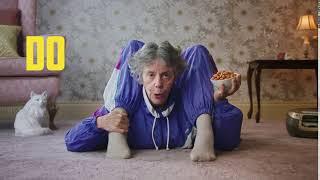 Do You Almond? Contortionist Grandma | California Almonds