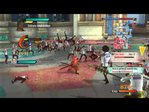 [test] One Piece pirate warriors 2 PS3