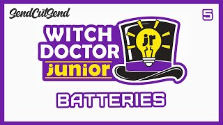 Episode 5 - Batteries and Chargers // Witch Doctor Junior BattleBots Class