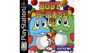 Bust-A-Move 4 Review for the PlayStation