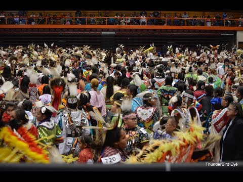 Black Hills Powwow Grand Entry 2015