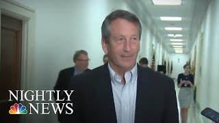 Former South Carolina Gov. Sanford Loses Primary Following Trump Disapproval   NBC Nightly News