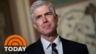 Neil Gorsuch Showdown: GOP Could Use 'Nuclear Option' Against Democrats   TODAY