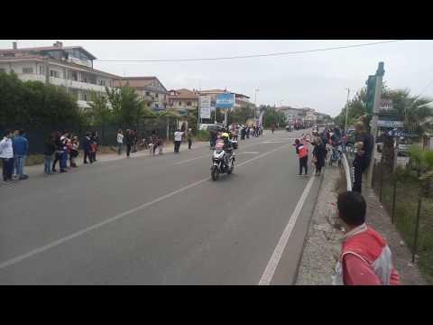 Giro del Italia . Vibo Valentia