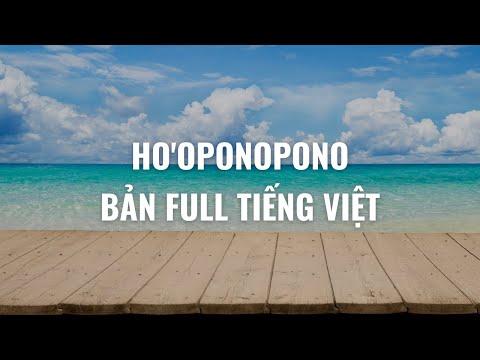 Nhạc thiền Ho'oponopono Bản Full Tiếng Việt
