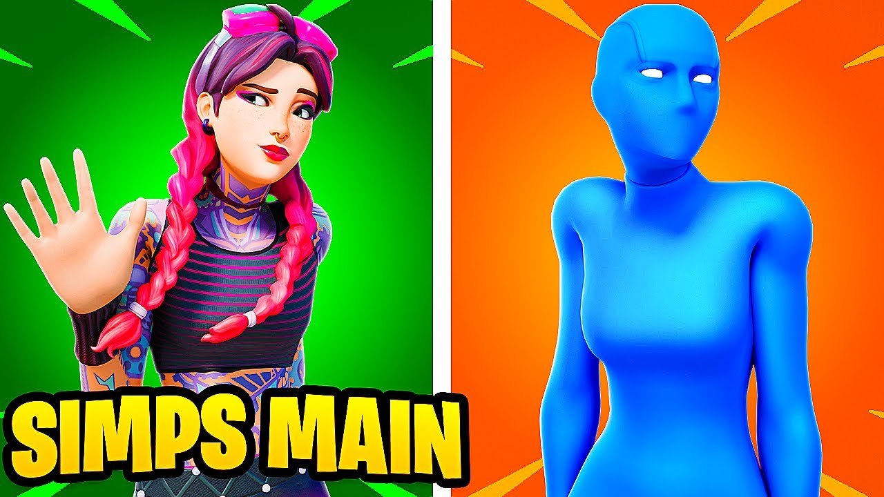 How To Find Your Main Skin In Fortnite
