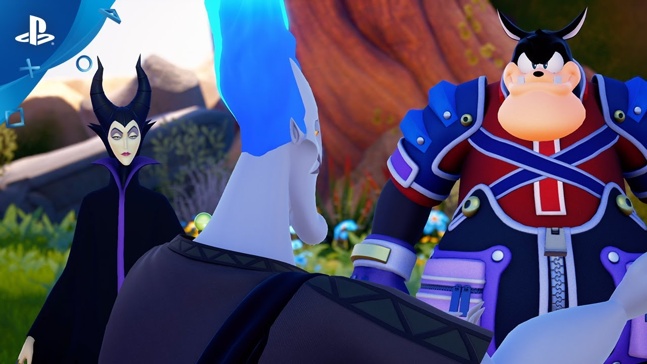 KINGDOM HEARTS III Game | PS4 - PlayStation