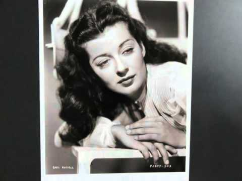 gail russell height