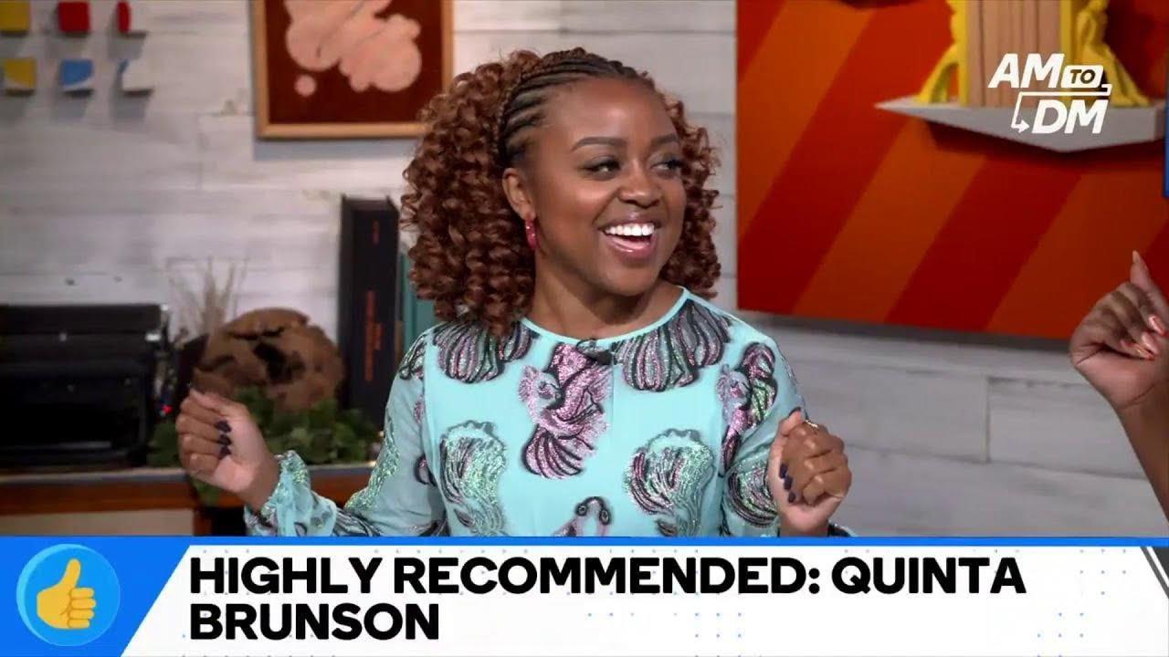 Quinta Brunson Shares Her Deepest, Darkest Black Girl Secret
