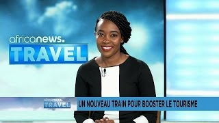 Une nouvelle ligne de train au Kenya pour booster le tourisme [Travel TMC]