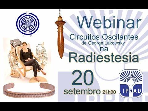 Webinar IPRAD 09 - Circuitos Oscilantes de George Lakowsky na Radiestesia