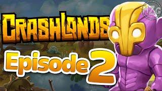 Whompits!? - Crashlands - Episode 2 (Let's Play Playthrough)