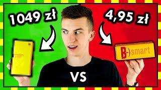 B-SMART z KFC za 4,95 zł | VS | P SMART za 1049 zł! ◉_◉