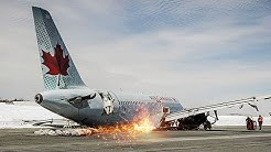 Airbus A320 Crashes in Canada | Lined Up For Disaster | Air Canada Flight 624 | 4K