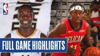 TRAIL BLAZERS at PELICANS | FULL GAME HIGHLIGHTS | November 19, 2019