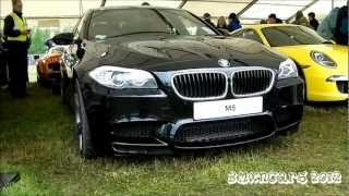 BMW f10 M5 LAUNCH CONTROL and REVS INCREDIBLE NOISE!