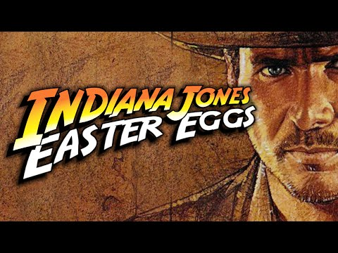 Video Game References to Indiana Jones