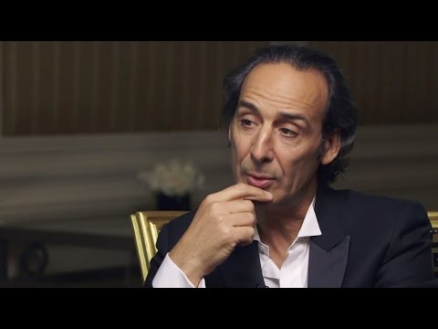Multi AwardWinning Composer Alexandre Desplat Speaks Candidly With Jon Burlingame – Part 1