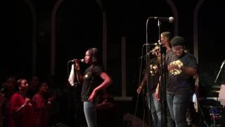 The Stax Academy sing Mable John's Your Good thing (Is About To End)