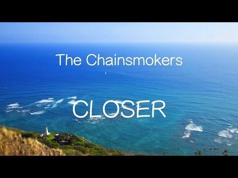 【洋楽和訳】The Chainsmokers ft. Halsey - Closer (Lyrics)