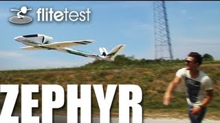 Flite Test - ZEPHYR - REVIEW