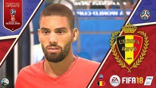BELGIUM NEW FACES   FIFA 18   2018 FIFA World Cup Russia