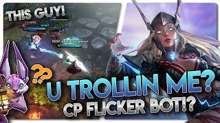 IS THAT CP FLICKER BOT!? Vainglory 5v5 [Ranked] Gameplay - Varya |CP| Mid Lane Gameplay