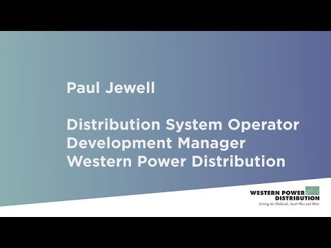 Paul Jewell - DSO