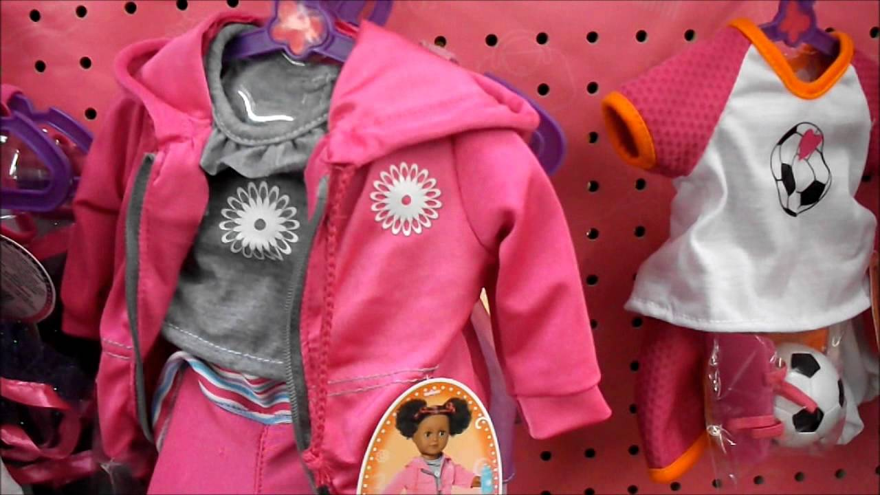 New Items At My Life As A Doll Section At Walmart Youtube
