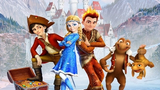 Снежная Королева 3 Огонь и Лед трейлер Смотреть онлайн в HD