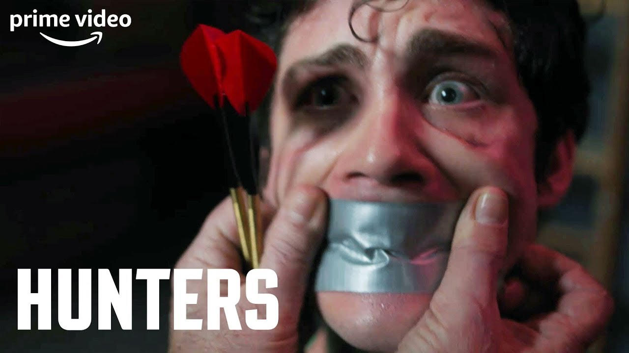 Download Jonah Takes on His First Nazi | Hunters | Prime Video