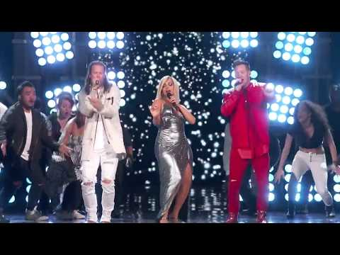 [HD] Bebe Rexha & Florida Georgia Line - Meant To Be Live at 53rd ACM Awards Mp3