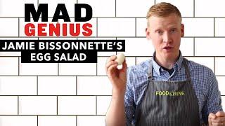 How To Make Egg Salad Like Jamie Bissonnette