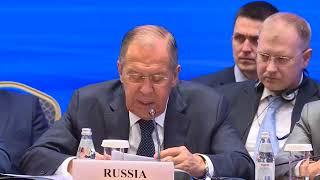 Вступительное слово С.Лаврова в рамках встречи стран-гарантов Астанинского процесса