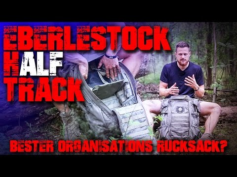 Eberlestock Halftrack Rucksack - Review Test -  Outdoor Survival Bushcraft EDC deutsch
