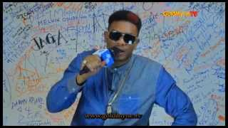 INTERVIEW WITH NEW ACT JAGA Son of Nollywood actress Shan George