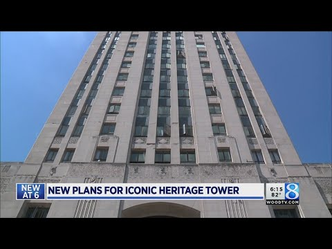Developer Reviving Iconic Heritage Tower In Battle Creek