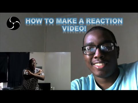 HOW TO MAKE A REACTION VIDEO!