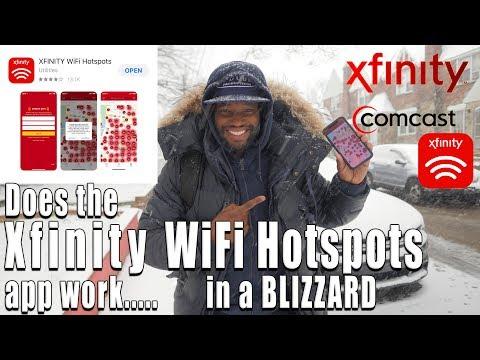 How To Use Xfinity Wifi Hotspots