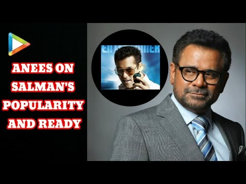 Anees Bazmee at Premiere of Ready - Exclusive Interview - Bollywood Hungama