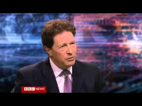 Sir Nigel Sheinwald on BBC HARDtalk