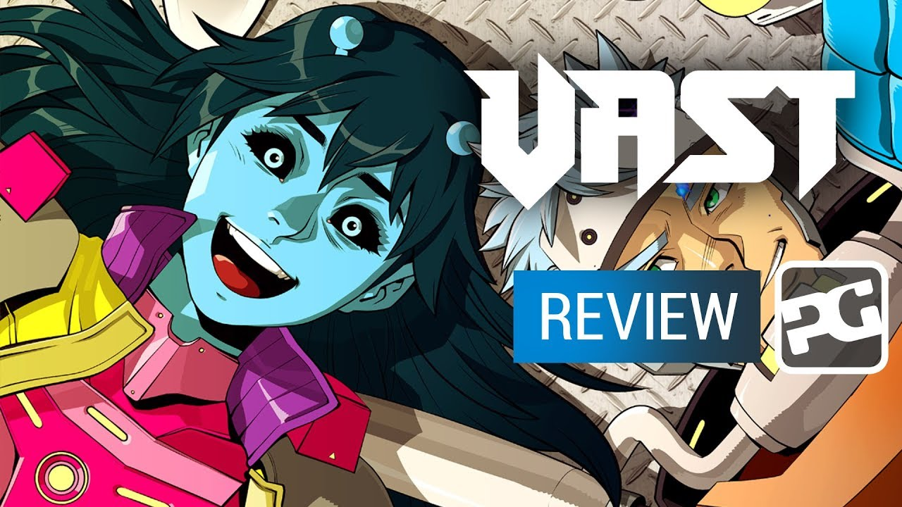 VAST - Pocket Edition video review -