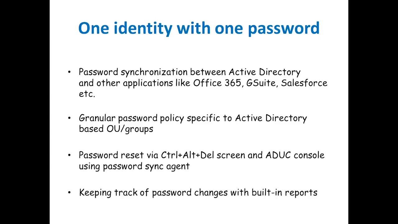 Free Active Directory Webinar