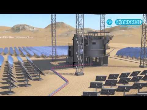 STEM - Solar  Thermo Electric Magaldi - Jan 2017