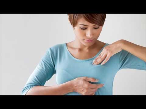 До месячных и после месячных болит грудь
